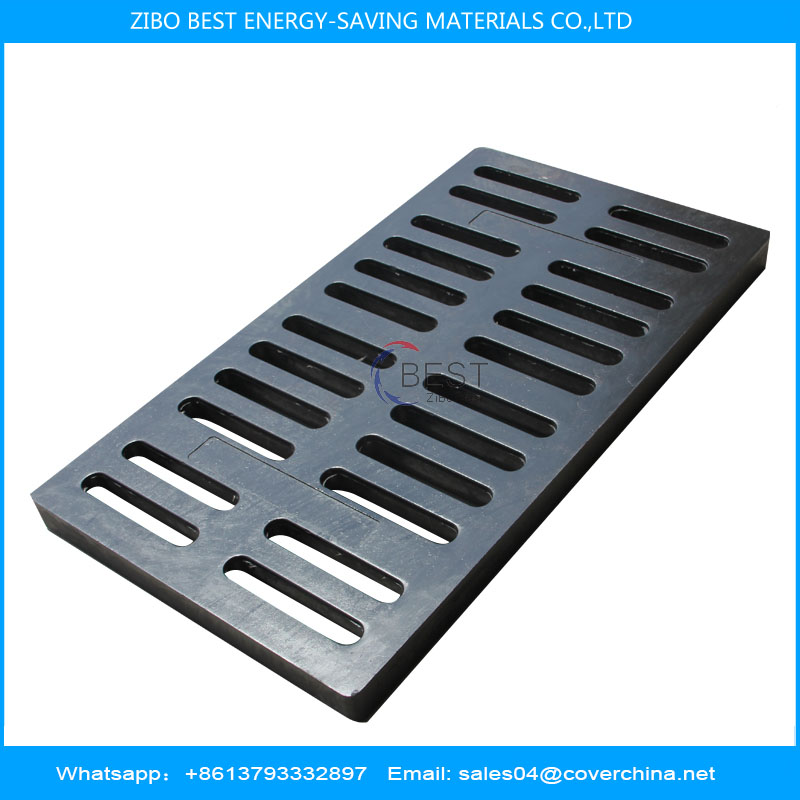 SMC Trench Cover 400x600 single drainers