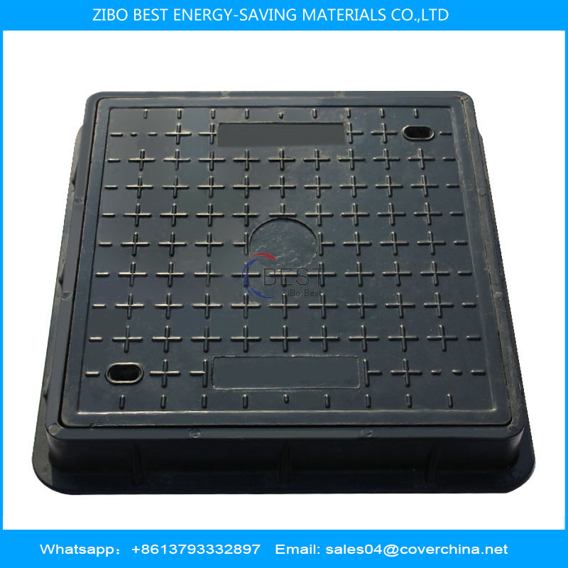 SMC D400 600x600mm Manhole Cover with Good After Service
