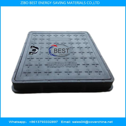 BMC 300x300mm manhole cover load bearing3tons