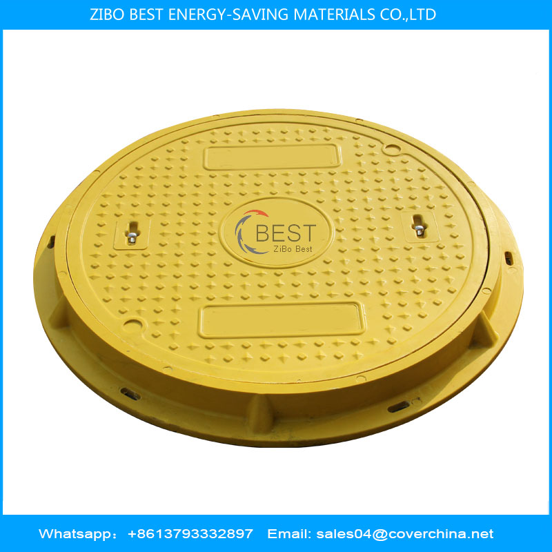 Round 600x35mm manhole cover with good quality