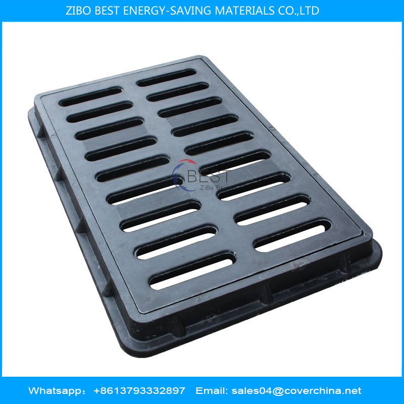 Composite SMC drainers 450x750mm water grate