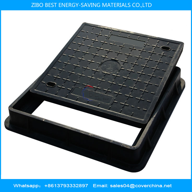 SMC Manhole Cover 600x600mm D400