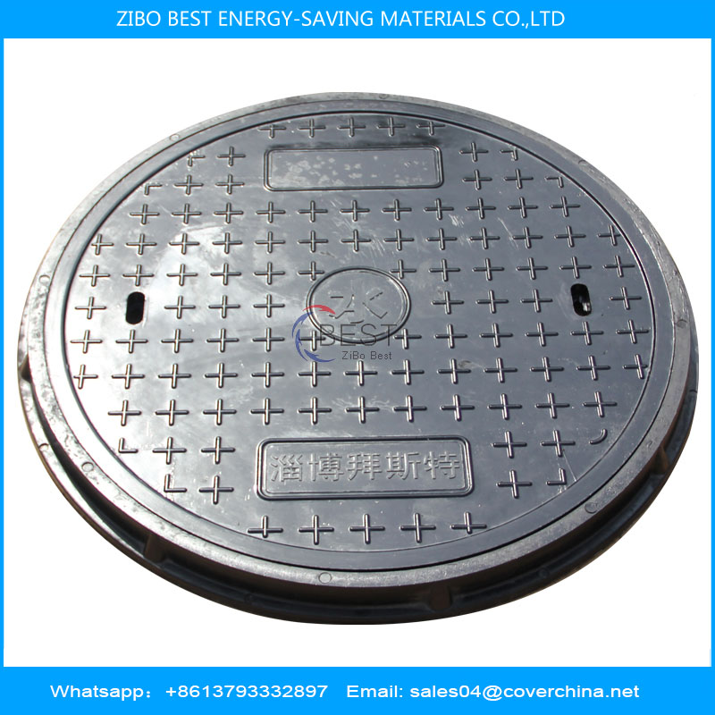 700x50mm BMC Manhole Cover Load Bearing Capacity 15tons
