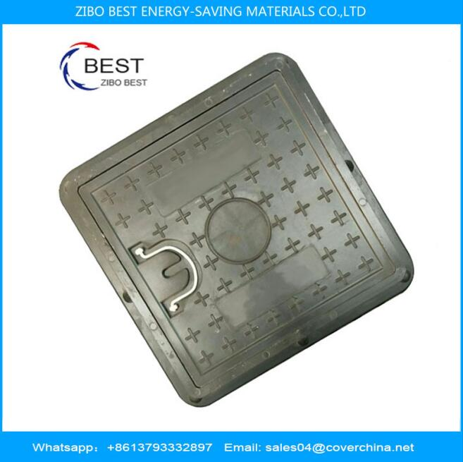 500x500mm BMC Manhole Cover Load Bearing Capacity 3tons