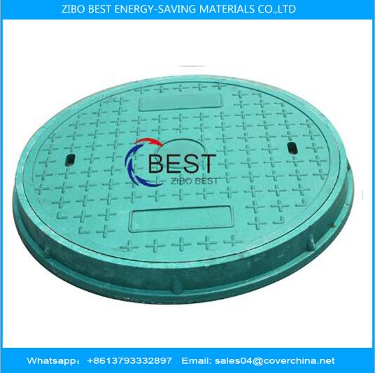 BMC Round 800mm Resin Manhole Cover