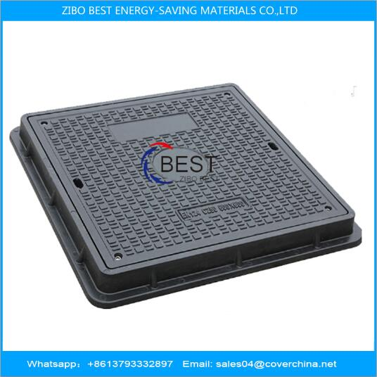 SMC High Quality 655x655 C250 Manhole Cover