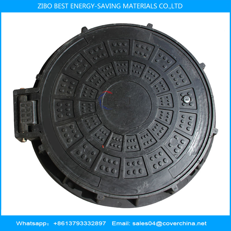 Composite Manhole Cover Use in Different Places
