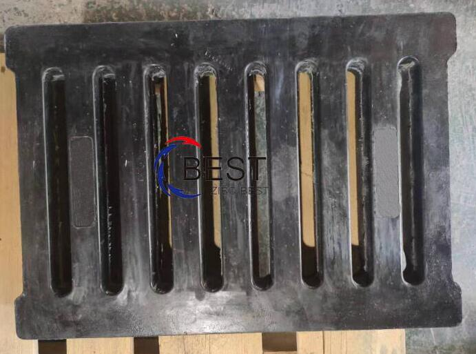 Drain Grated 350X500X60 C250 Load Rating