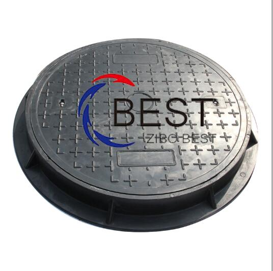 900mm Gas Station Manhole Cover with High Load Raing