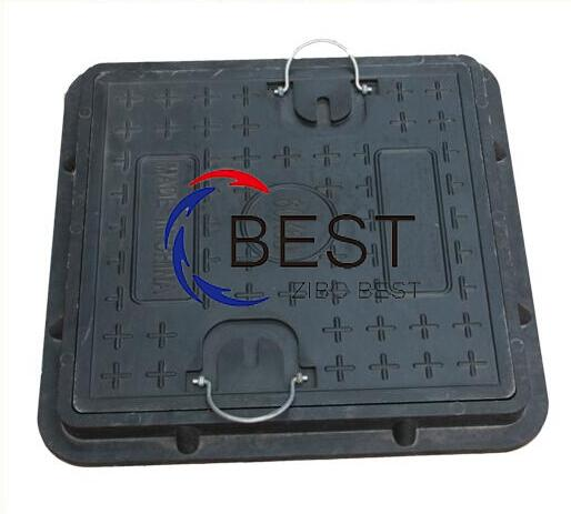 BMC Manhole Cover 500x500mm with Good-After Service
