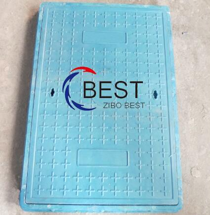 600x900mm Corrosion Resistance Resin Manhole Cover