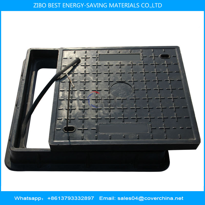resin manhole cover